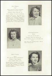 Page 17, 1947 Edition, New Milford High School - Yearbook (New Milford, CT) online yearbook collection