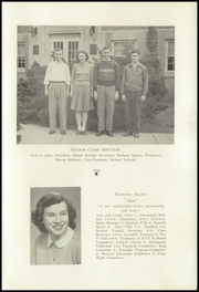 Page 7, 1947 Edition, New Milford High School - Yearbook (New Milford, CT) online yearbook collection