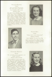 Page 9, 1947 Edition, New Milford High School - Yearbook (New Milford, CT) online yearbook collection