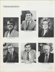 Page 16, 1983 Edition, New Milford High School - Yearbook (New Milford, CT) online yearbook collection