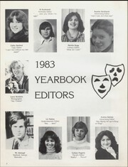 Page 6, 1983 Edition, New Milford High School - Yearbook (New Milford, CT) online yearbook collection