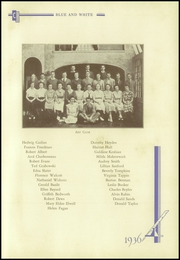 Page 151, 1936 Edition, Crosby High School - Blue and White Yearbook (Waterbury, CT) online yearbook collection