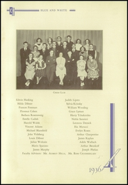 Page 155, 1936 Edition, Crosby High School - Blue and White Yearbook (Waterbury, CT) online yearbook collection
