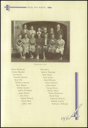 Page 157, 1936 Edition, Crosby High School - Blue and White Yearbook (Waterbury, CT) online yearbook collection