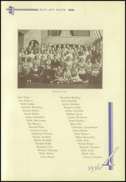 Page 159, 1936 Edition, Crosby High School - Blue and White Yearbook (Waterbury, CT) online yearbook collection