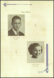 Page 16, 1936 Edition, Crosby High School - Blue and White Yearbook (Waterbury, CT) online yearbook collection