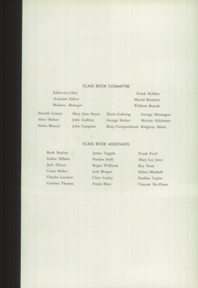 Page 12, 1940 Edition, Crosby High School - Blue and White Yearbook (Waterbury, CT) online yearbook collection