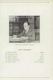 Page 15, 1950 Edition, Crosby High School - Blue and White Yearbook (Waterbury, CT) online yearbook collection
