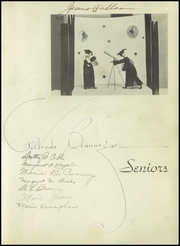Page 15, 1937 Edition, Bassick High School - Voice Yearbook (Bridgeport, CT) online yearbook collection
