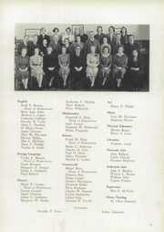 Page 15, 1942 Edition, Bassick High School - Voice Yearbook (Bridgeport, CT) online yearbook collection