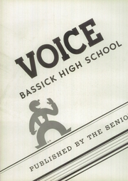 Page 8, 1942 Edition, Bassick High School - Voice Yearbook (Bridgeport, CT) online yearbook collection