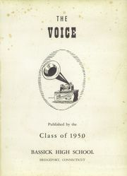 Page 5, 1950 Edition, Bassick High School - Voice Yearbook (Bridgeport, CT) online yearbook collection