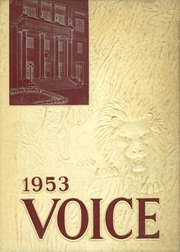 Page 1, 1953 Edition, Bassick High School - Voice Yearbook (Bridgeport, CT) online yearbook collection
