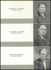 Page 11, 1953 Edition, Bassick High School - Voice Yearbook (Bridgeport, CT) online yearbook collection