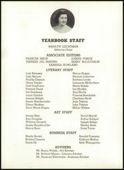 Page 8, 1953 Edition, Bassick High School - Voice Yearbook (Bridgeport, CT) online yearbook collection