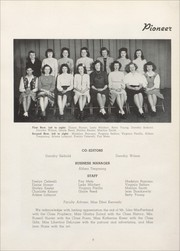 Page 10, 1945 Edition, East Haven High School - Pioneer Yearbook (East Haven, CT) online yearbook collection