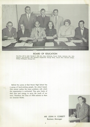 Page 10, 1954 Edition, East Haven High School - Pioneer Yearbook (East Haven, CT) online yearbook collection