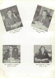 Page 11, 1954 Edition, East Haven High School - Pioneer Yearbook (East Haven, CT) online yearbook collection