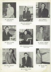 Page 12, 1954 Edition, East Haven High School - Pioneer Yearbook (East Haven, CT) online yearbook collection