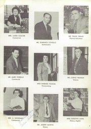 Page 13, 1954 Edition, East Haven High School - Pioneer Yearbook (East Haven, CT) online yearbook collection