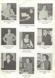 Page 15, 1954 Edition, East Haven High School - Pioneer Yearbook (East Haven, CT) online yearbook collection