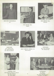 Page 16, 1954 Edition, East Haven High School - Pioneer Yearbook (East Haven, CT) online yearbook collection