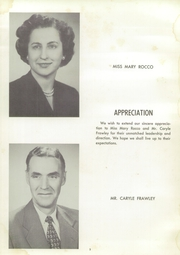 Page 7, 1954 Edition, East Haven High School - Pioneer Yearbook (East Haven, CT) online yearbook collection