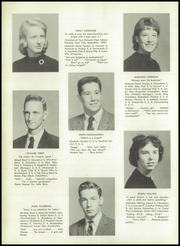 New Canaan High School - Per Annos Yearbook (New Canaan, CT) online yearbook collection, 1959 Edition, Page 34