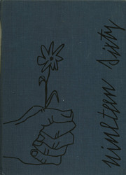 1960 Edition, New Canaan High School - Per Annos Yearbook (New Canaan, CT)