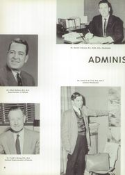 Page 12, 1960 Edition, New Canaan High School - Per Annos Yearbook (New Canaan, CT) online yearbook collection