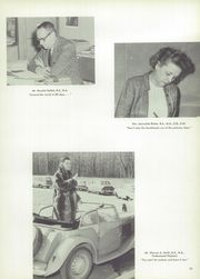 Page 15, 1960 Edition, New Canaan High School - Per Annos Yearbook (New Canaan, CT) online yearbook collection