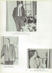 Page 16, 1960 Edition, New Canaan High School - Per Annos Yearbook (New Canaan, CT) online yearbook collection
