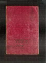 1932 Edition, Wethersfield High School - Elm Yearbook (Wethersfield, CT)