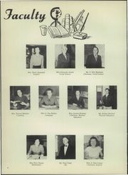 Page 10, 1952 Edition, Wethersfield High School - Elm Yearbook (Wethersfield, CT) online yearbook collection