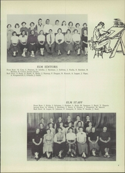 Page 13, 1952 Edition, Wethersfield High School - Elm Yearbook (Wethersfield, CT) online yearbook collection