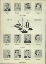 Page 14, 1952 Edition, Wethersfield High School - Elm Yearbook (Wethersfield, CT) online yearbook collection