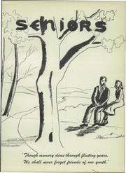 Page 15, 1952 Edition, Wethersfield High School - Elm Yearbook (Wethersfield, CT) online yearbook collection