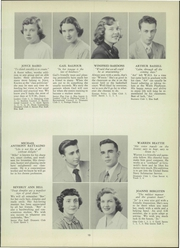Page 17, 1952 Edition, Wethersfield High School - Elm Yearbook (Wethersfield, CT) online yearbook collection
