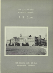 Page 5, 1952 Edition, Wethersfield High School - Elm Yearbook (Wethersfield, CT) online yearbook collection