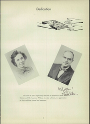 Page 7, 1952 Edition, Wethersfield High School - Elm Yearbook (Wethersfield, CT) online yearbook collection
