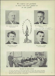 Page 9, 1952 Edition, Wethersfield High School - Elm Yearbook (Wethersfield, CT) online yearbook collection
