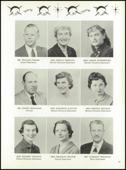 Page 15, 1958 Edition, Wethersfield High School - Elm Yearbook (Wethersfield, CT) online yearbook collection