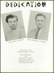 Page 7, 1958 Edition, Wethersfield High School - Elm Yearbook (Wethersfield, CT) online yearbook collection
