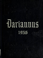 1956 Edition, Darien High School - Dariannus Yearbook (Darien, CT)