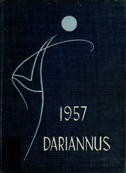 1957 Edition, Darien High School - Dariannus Yearbook (Darien, CT)