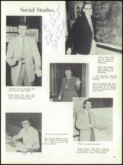 Page 17, 1959 Edition, Darien High School - Dariannus Yearbook (Darien, CT) online yearbook collection