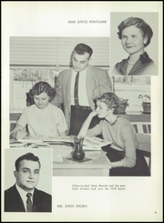 Page 13, 1958 Edition, North Haven High School - Sachem Yearbook (North Haven, CT) online yearbook collection