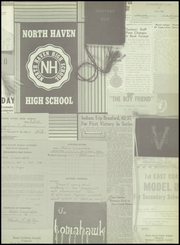 Page 3, 1958 Edition, North Haven High School - Sachem Yearbook (North Haven, CT) online yearbook collection