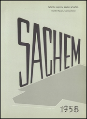 Page 5, 1958 Edition, North Haven High School - Sachem Yearbook (North Haven, CT) online yearbook collection