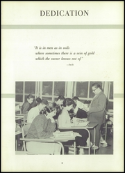 Page 7, 1960 Edition, Platt High School - Yearbook (Meriden, CT) online yearbook collection